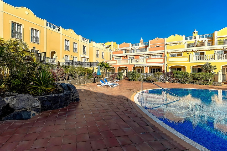 Properties for Sale in Tenerife, Canary Islands, Spain | TENERPROPERTY Real Estate. 1 bedroom apartment Palmar. Image-23826