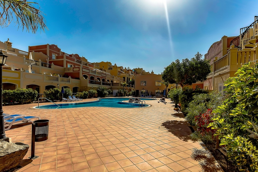 Properties for Sale in Tenerife, Canary Islands, Spain | TENERPROPERTY Real Estate. 1 bedroom apartment Palmar. Image-23828