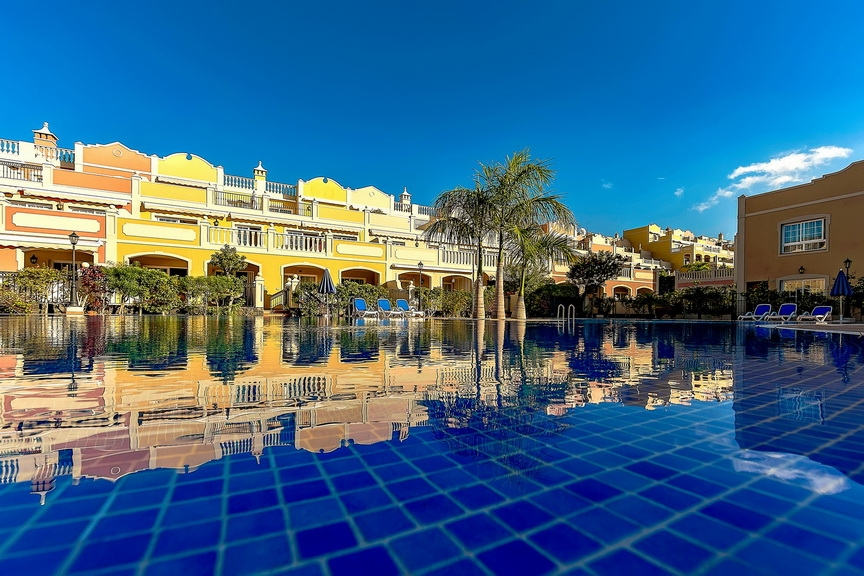 Properties for Sale in Tenerife, Canary Islands, Spain | TENERPROPERTY Real Estate. 1 bedroom apartment Palmar. Image-23797