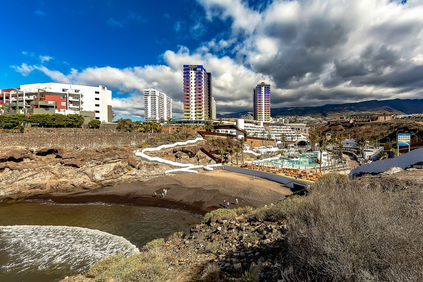 Properties for Sale in Tenerife, Canary Islands, Spain | SylkWayStar Real Estate. 1 bedroom apartment Paraiso del Sur . Image-23888