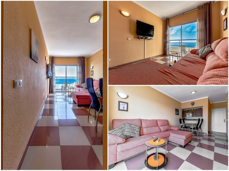 Properties for Sale in Tenerife, Canary Islands, Spain | SylkWayStar Real Estate. 1 bedroom apartment Paraiso del Sur . Image-23895