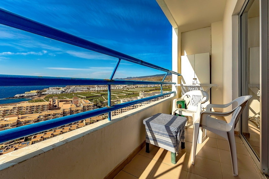Properties for Sale in Tenerife, Canary Islands, Spain | SylkWayStar Real Estate. 1 bedroom apartment Paraiso del Sur . Image-23870