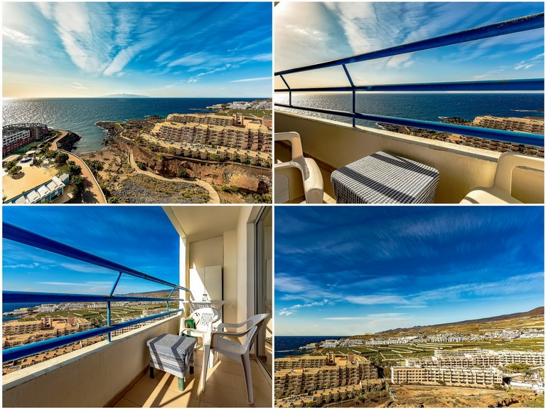 Properties for Sale in Tenerife, Canary Islands, Spain | SylkWayStar Real Estate. 1 bedroom apartment Paraiso del Sur . Image-23897