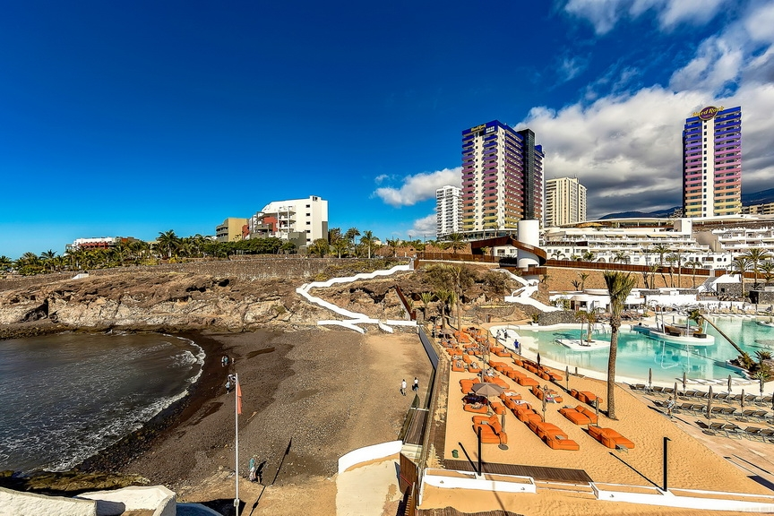 Properties for Sale in Tenerife, Canary Islands, Spain | SylkWayStar Real Estate. 1 bedroom apartment Paraiso del Sur . Image-23889