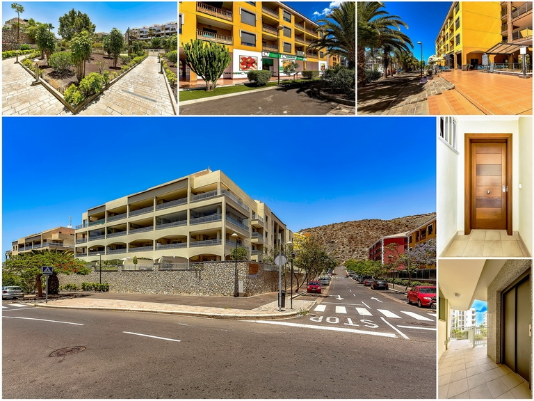 Properties for Sale in Tenerife, Canary Islands, Spain | TENERPROPERTY Real Estate. 1 bedroom apartment Palmar. Image-23946