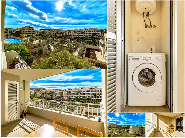 Properties for Sale in Tenerife, Canary Islands, Spain | TENERPROPERTY Real Estate. 1 bedroom apartment Palmar. Image-23941