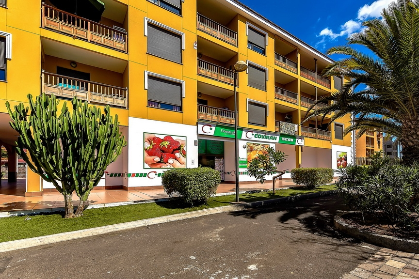 Properties for Sale in Tenerife, Canary Islands, Spain | TENERPROPERTY Real Estate. 1 bedroom apartment Palmar. Image-23930
