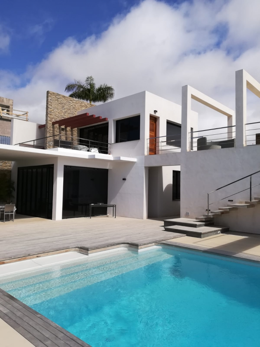 Properties for Sale in Tenerife, Canary Islands, Spain | SylkWayStar Real Estate. Luxury Villa Golf Costa Adeje. Image-24136