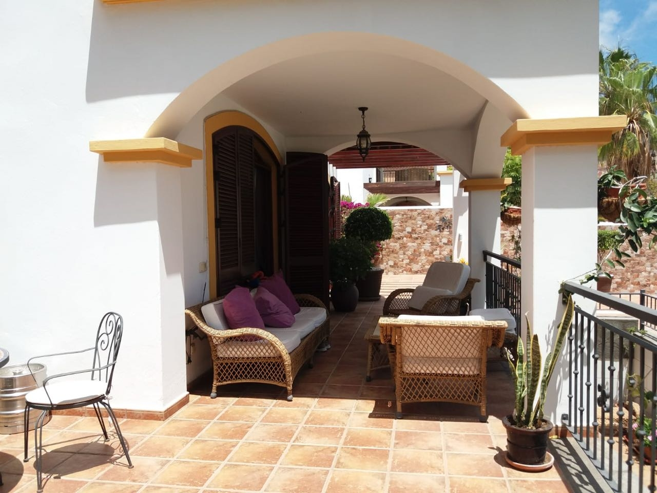 Properties for Sale in Tenerife, Canary Islands, Spain | SylkWayStar Real Estate. Luxury Villa 5 Bedrooms Madroñal. Image-24423