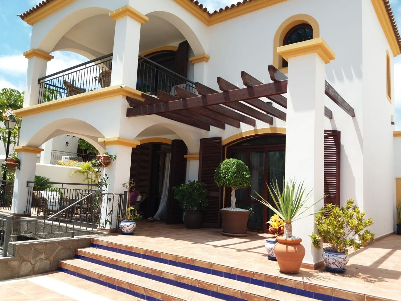 Properties for Sale in Tenerife, Canary Islands, Spain | SylkWayStar Real Estate. Luxury Villa 5 Bedrooms Madroñal. Image-24425