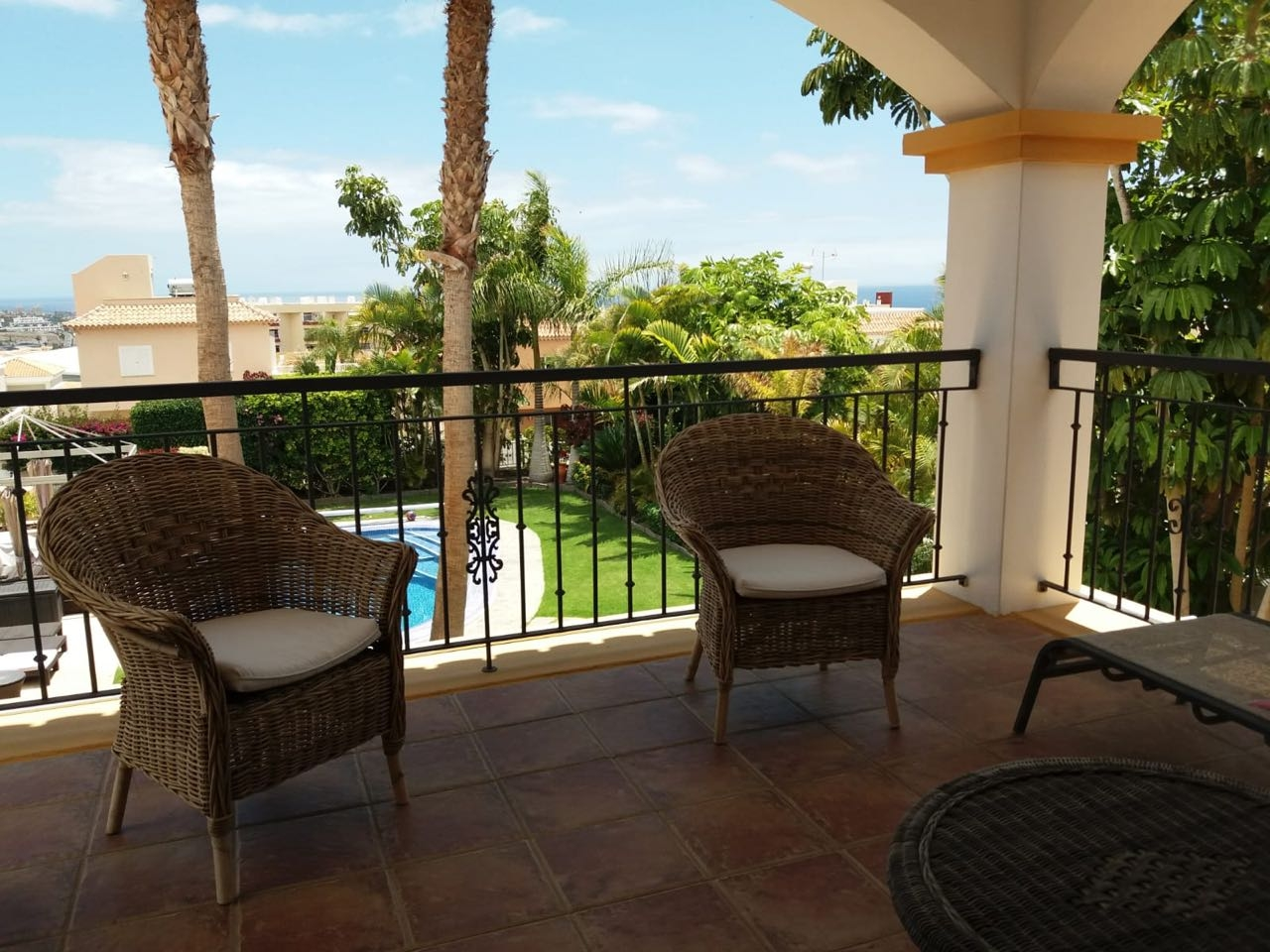 Properties for Sale in Tenerife, Canary Islands, Spain | SylkWayStar Real Estate. Luxury Villa 5 Bedrooms Madroñal. Image-24421