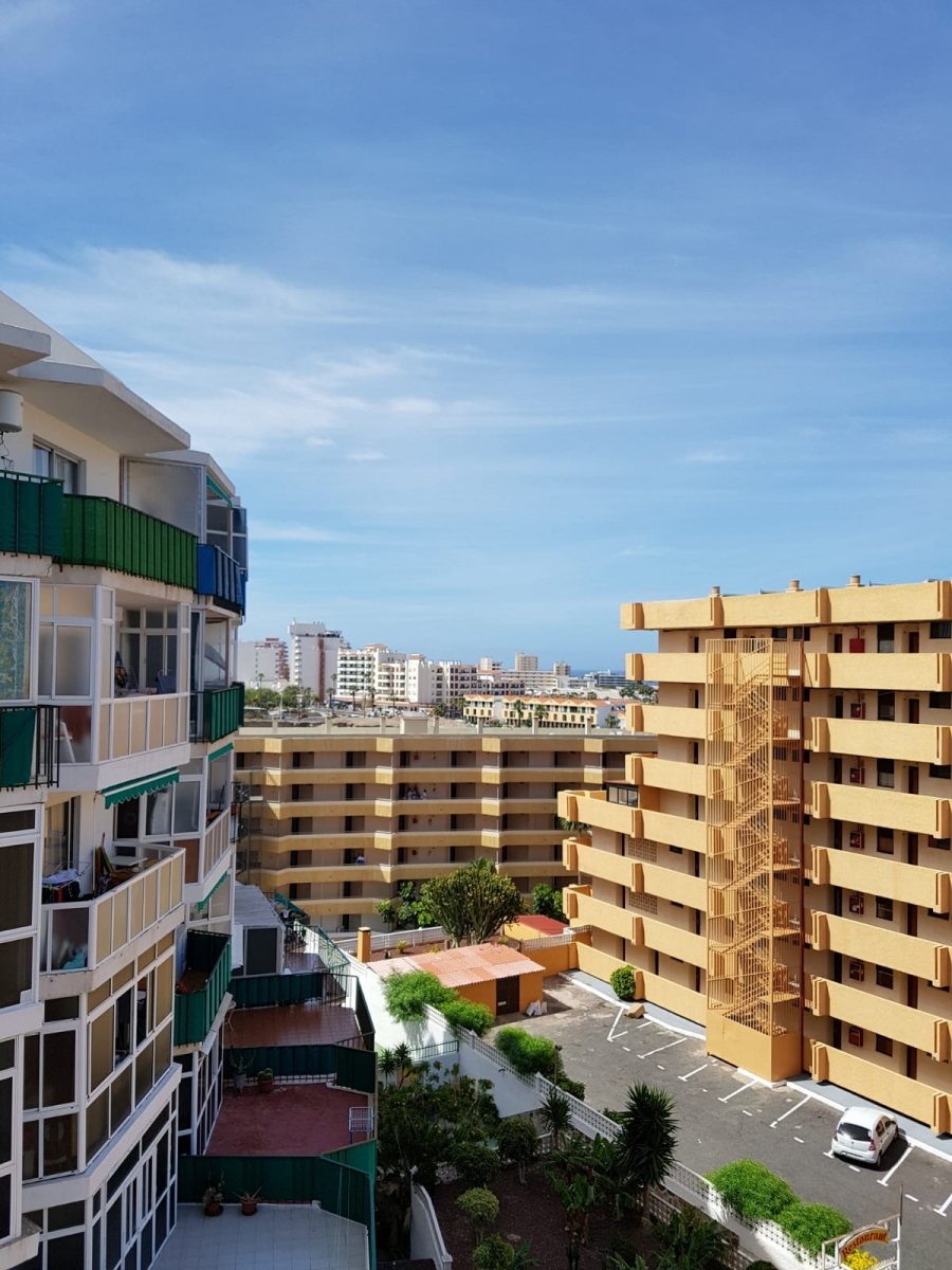 Properties for Sale in Tenerife, Canary Islands, Spain | SylkWayStar Real Estate. 1 Bedroom apartment Las Americas. Image-24538