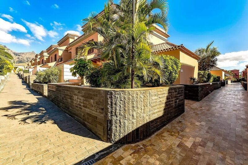 Properties for Sale in Tenerife, Canary Islands, Spain | SylkWayStar Real Estate. 3 Bedroom Townhouse Villas del Duque. Image-24613