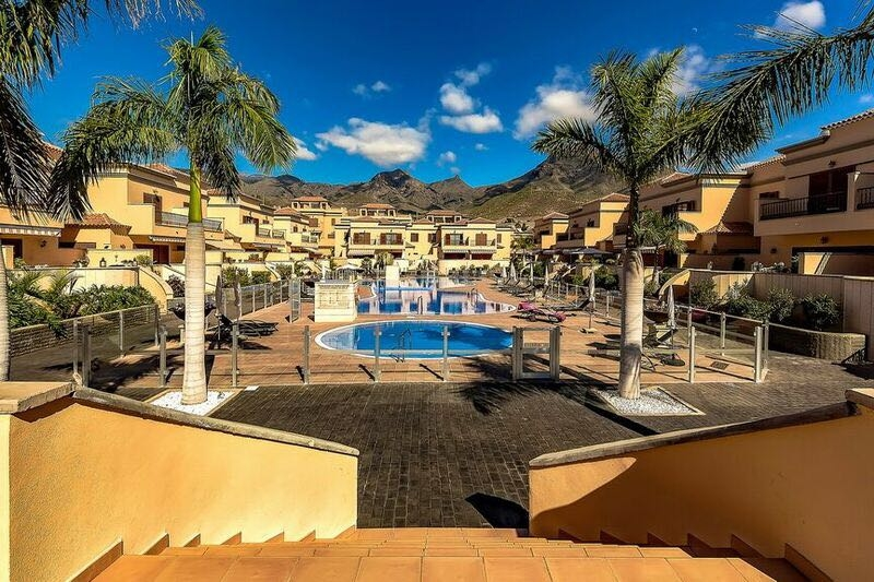 Properties for Sale in Tenerife, Canary Islands, Spain | SylkWayStar Real Estate. 3 Bedroom Townhouse Villas del Duque. Image-24649