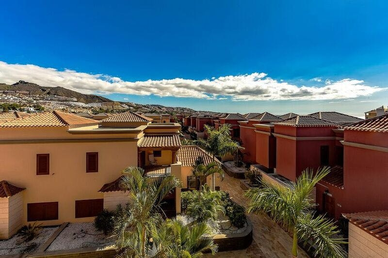 Properties for Sale in Tenerife, Canary Islands, Spain | SylkWayStar Real Estate. 3 Bedroom Townhouse Villas del Duque. Image-24614