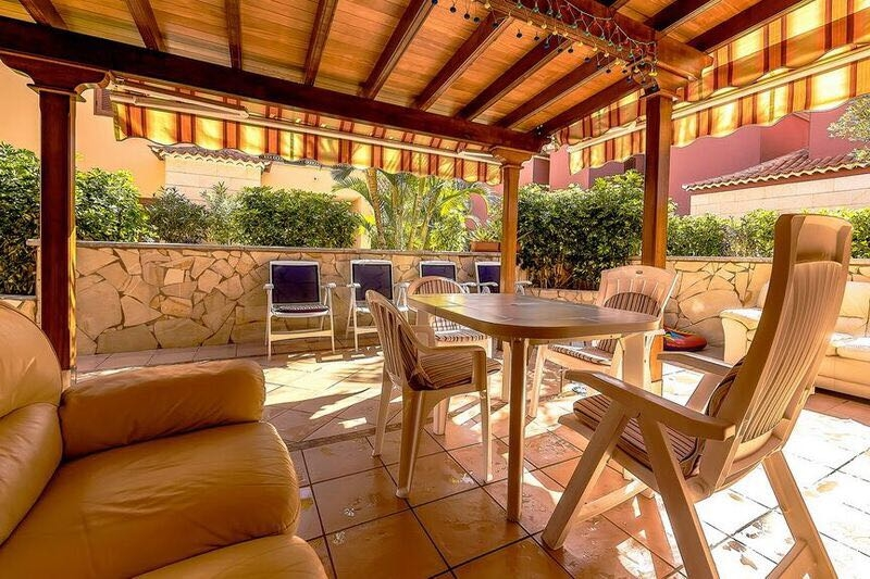 Properties for Sale in Tenerife, Canary Islands, Spain | SylkWayStar Real Estate. 3 Bedroom Townhouse Villas del Duque. Image-24640