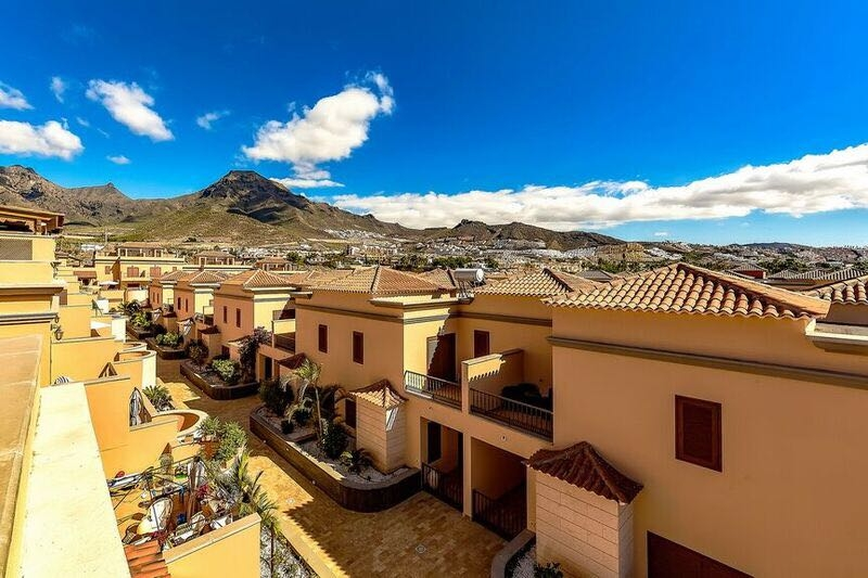 Properties for Sale in Tenerife, Canary Islands, Spain | SylkWayStar Real Estate. 3 Bedroom Townhouse Villas del Duque. Image-24650