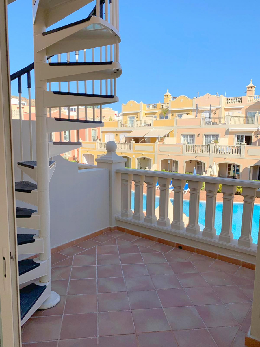Properties for Sale in Tenerife, Canary Islands, Spain | SylkWayStar Real Estate. 2 Bedroom Apartment Palm Mar . Image-25036