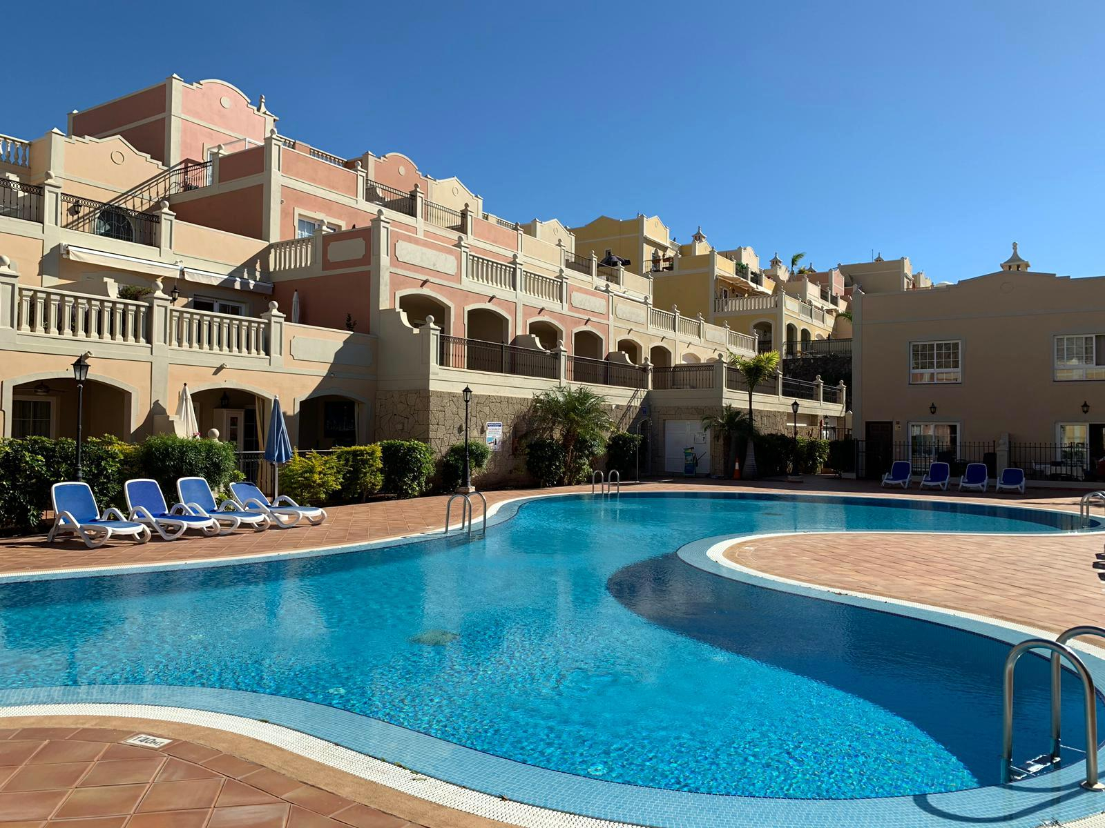 Properties for Sale in Tenerife, Canary Islands, Spain | SylkWayStar Real Estate. 2 Bedroom Apartment Palm Mar . Image-25020