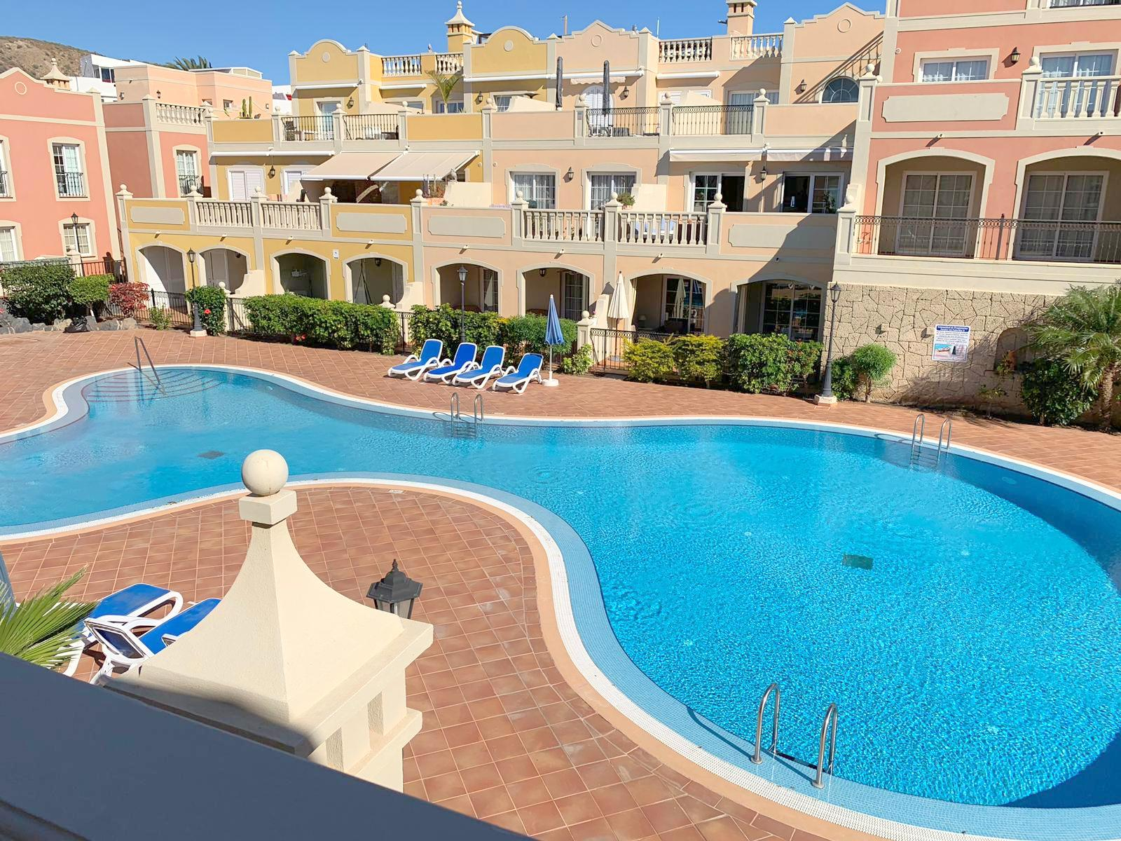 Properties for Sale in Tenerife, Canary Islands, Spain | SylkWayStar Real Estate. 2 Bedroom Apartment Palm Mar . Image-25027