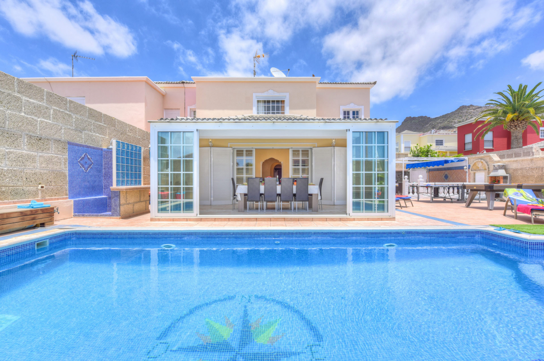 Properties for Sale in Tenerife, Canary Islands, Spain | SylkWayStar Real Estate. Villa 5 bedrooms Madroñal. Image-25093