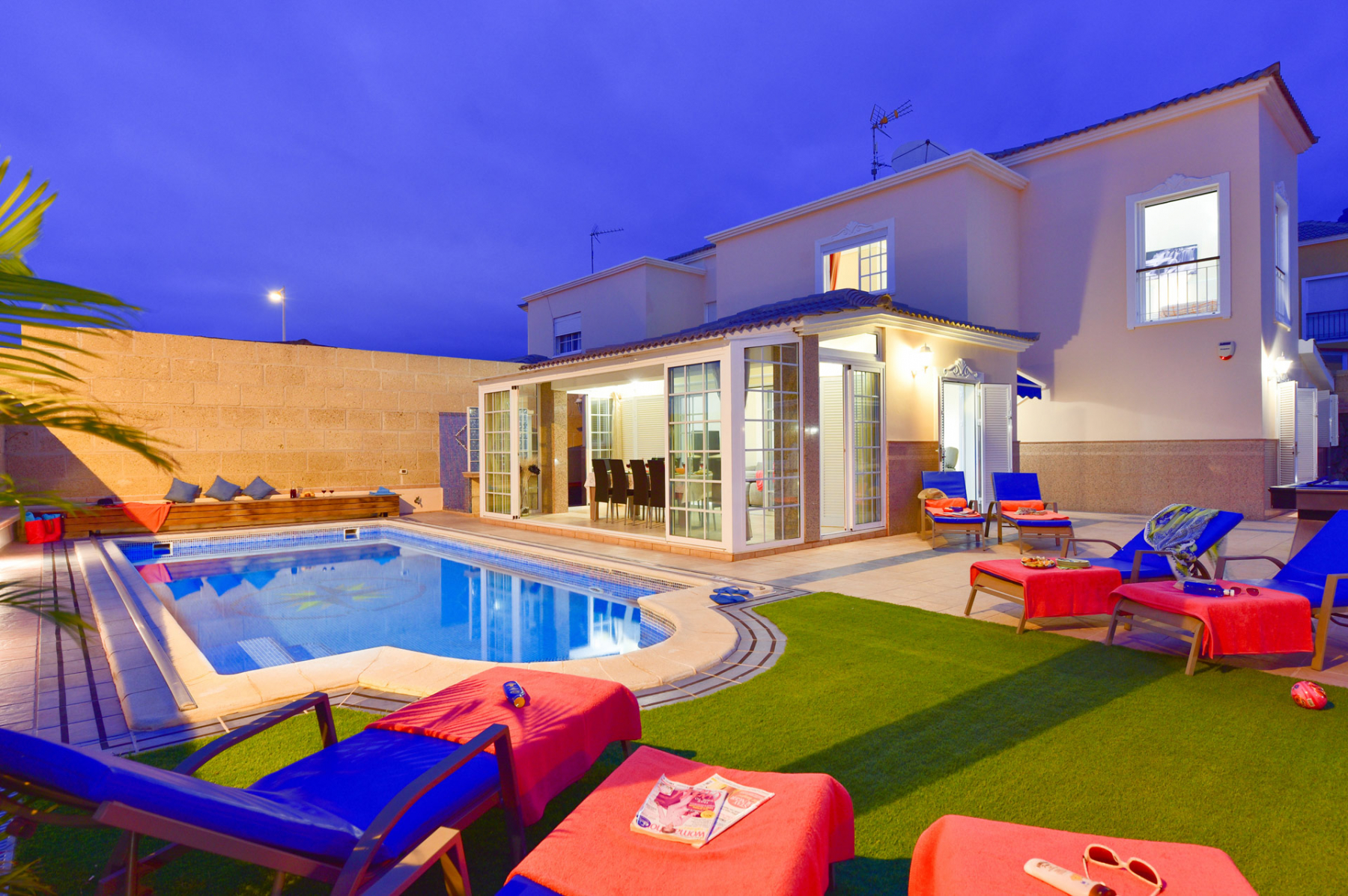 Properties for Sale in Tenerife, Canary Islands, Spain | SylkWayStar Real Estate. Villa 5 bedrooms Madroñal. Image-25092