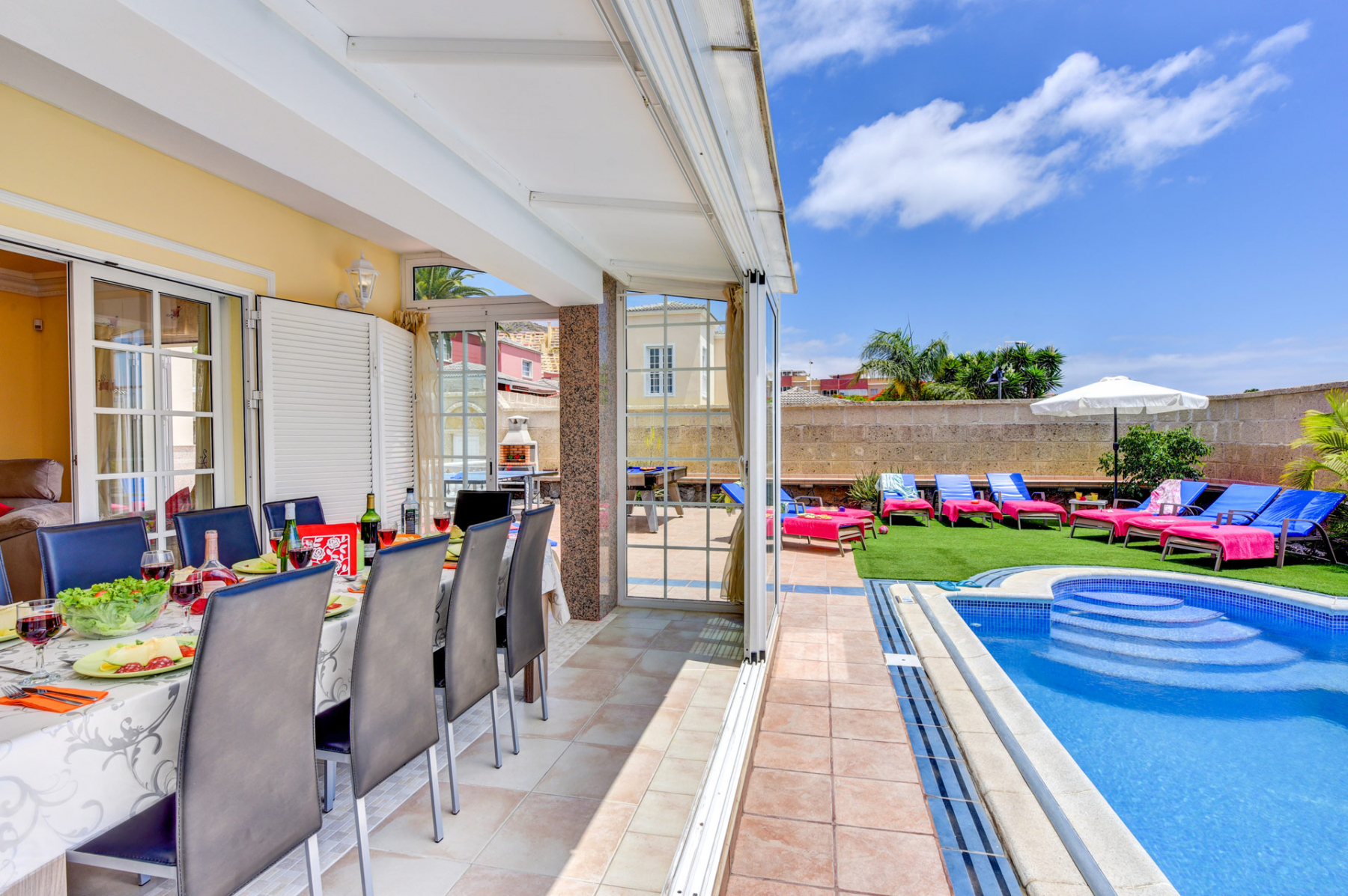 Properties for Sale in Tenerife, Canary Islands, Spain | SylkWayStar Real Estate. Villa 5 bedrooms Madroñal. Image-25100