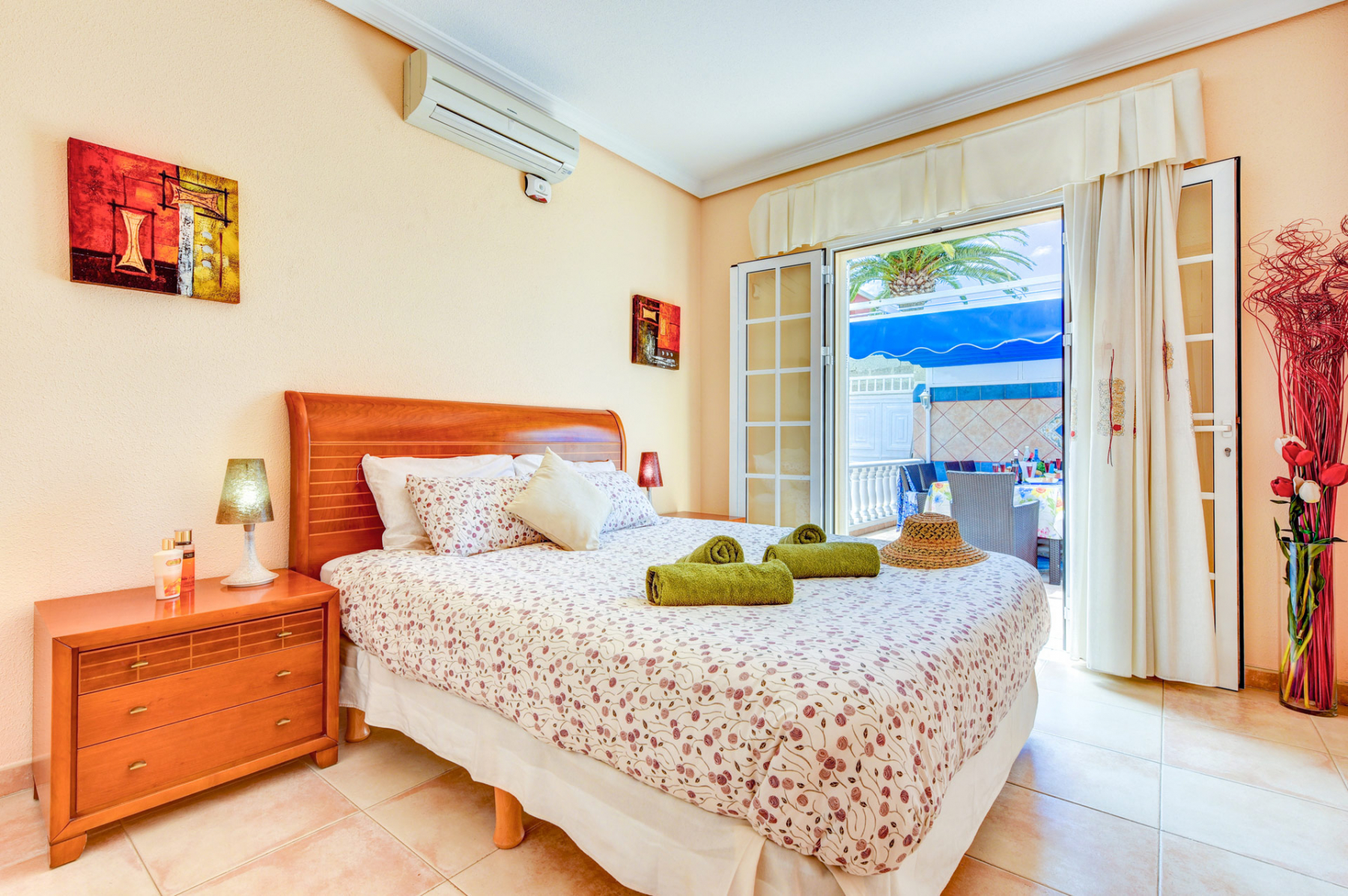 Properties for Sale in Tenerife, Canary Islands, Spain | SylkWayStar Real Estate. Villa 5 bedrooms Madroñal. Image-25088