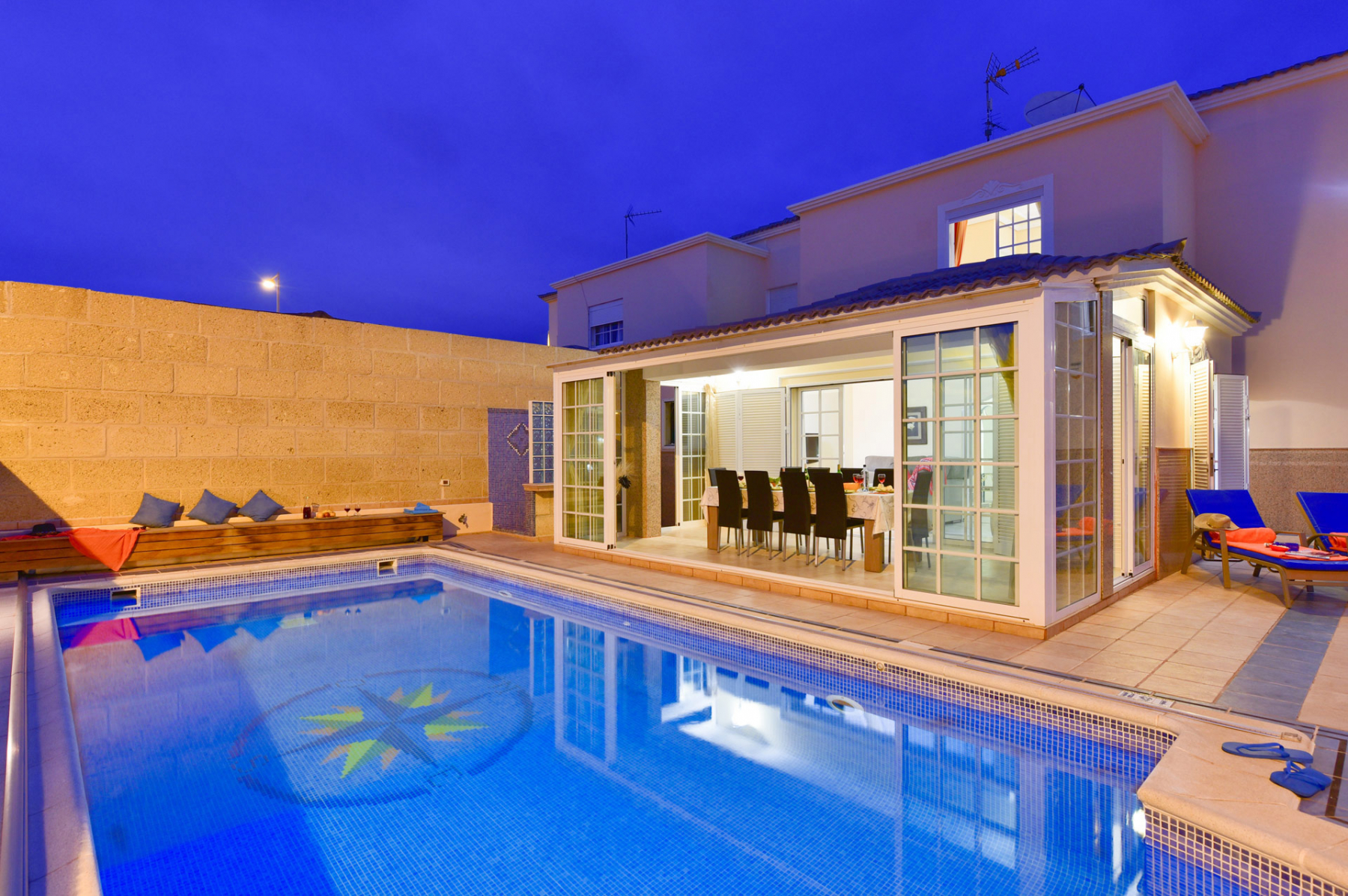 Properties for Sale in Tenerife, Canary Islands, Spain | SylkWayStar Real Estate. Villa 5 bedrooms Madroñal. Image-25089