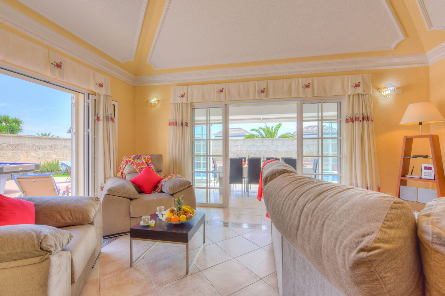 Properties for Sale in Tenerife, Canary Islands, Spain | SylkWayStar Real Estate. Villa 5 bedrooms Madroñal. Image-25102