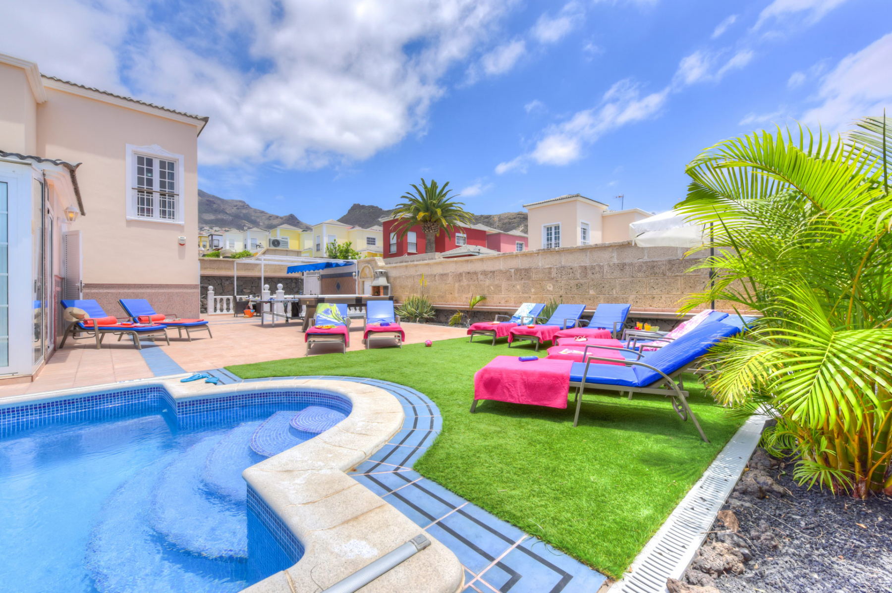 Properties for Sale in Tenerife, Canary Islands, Spain | SylkWayStar Real Estate. Villa 5 bedrooms Madroñal. Image-25094