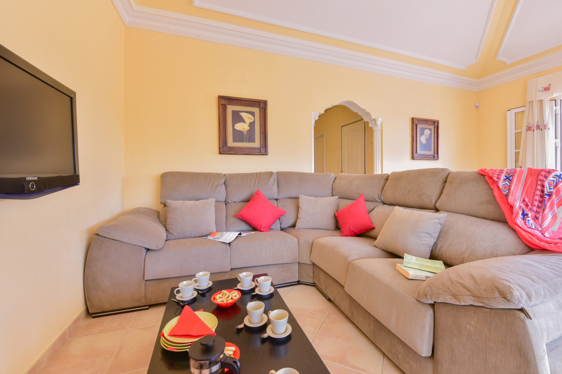 Properties for Sale in Tenerife, Canary Islands, Spain | SylkWayStar Real Estate. Villa 5 bedrooms Madroñal. Image-25085