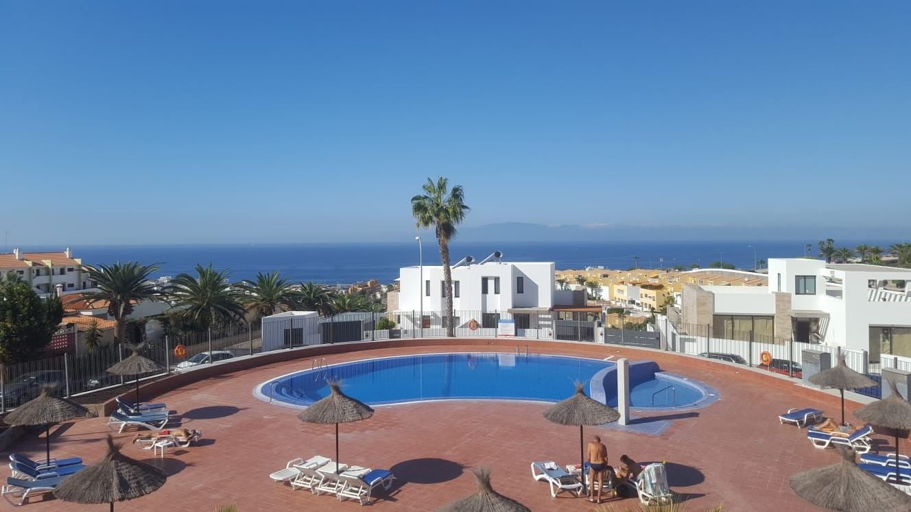 Properties for Sale in Tenerife, Canary Islands, Spain | TENERPROPERTY Real Estate. 1 Bedroom apartment - Colina Blanca. Image-25176