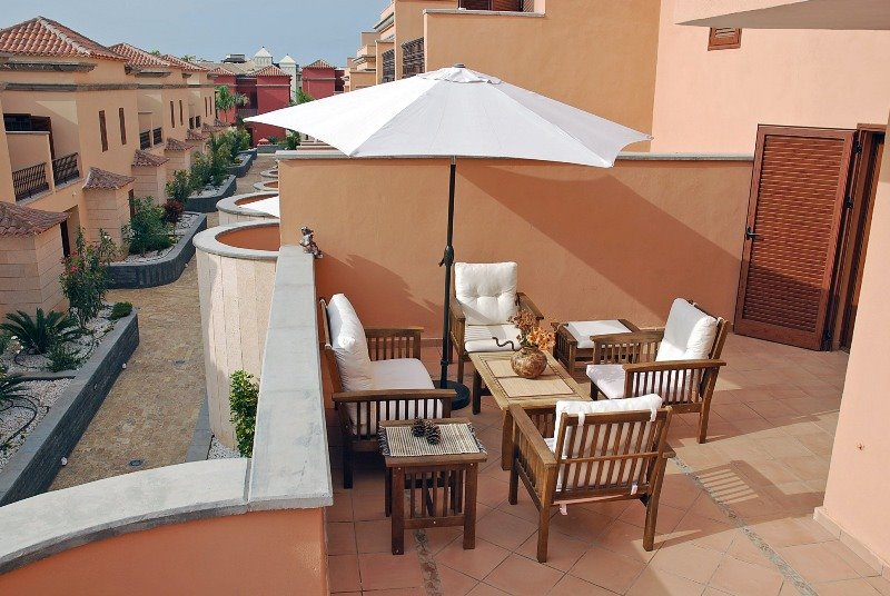 Properties for Sale in Tenerife, Canary Islands, Spain | SylkWayStar Real Estate. 3 Bedroom Townhouse Villas del Duque . Image-25355