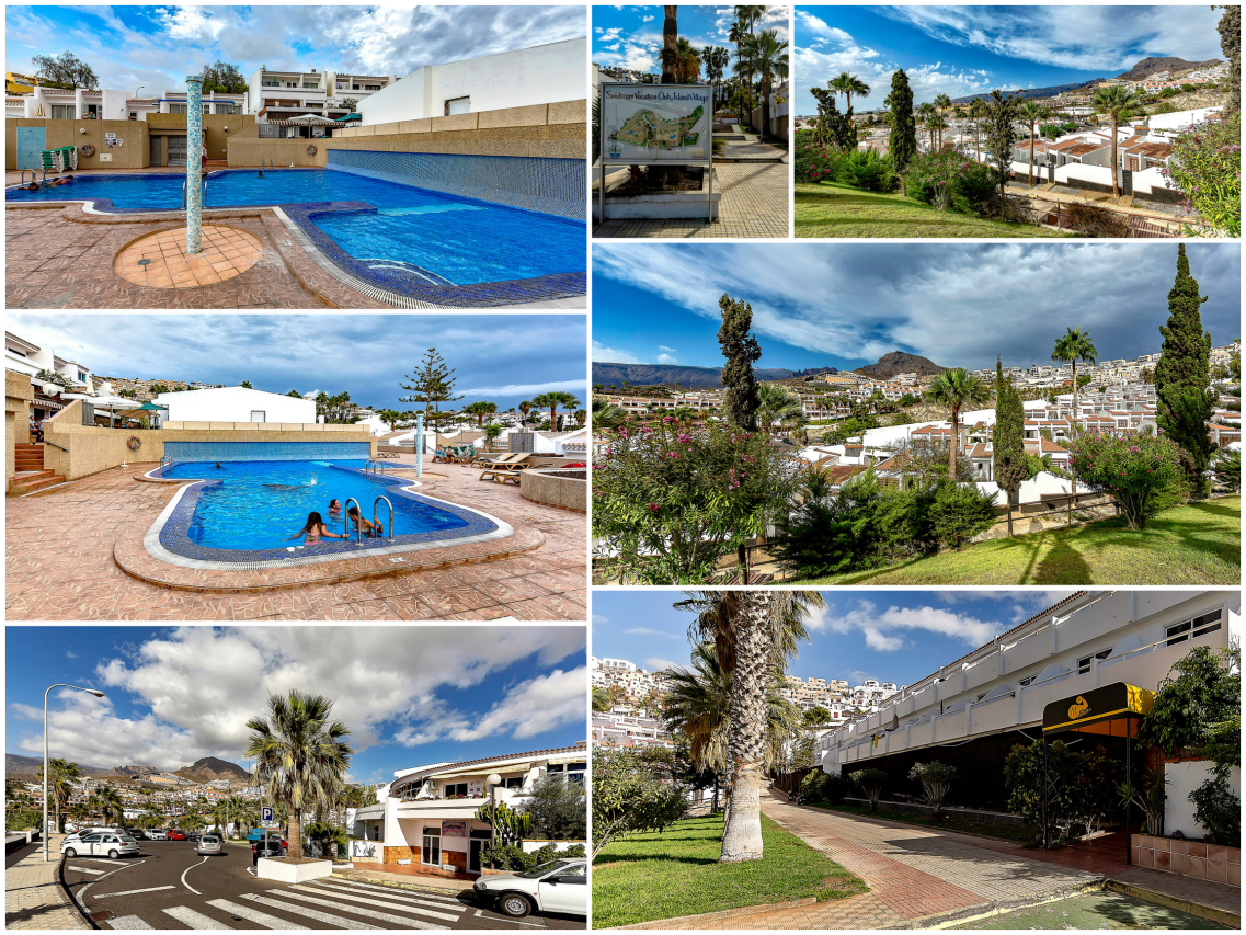 Properties for Sale in Tenerife, Canary Islands, Spain | SylkWayStar Real Estate. Apartment 5 bedrooms Island Village. Image-25411