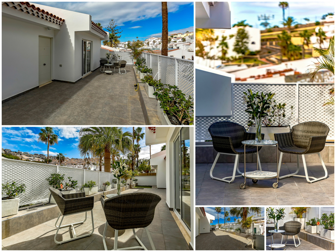 Properties for Sale in Tenerife, Canary Islands, Spain | SylkWayStar Real Estate. Apartment 5 bedrooms Island Village. Image-25389