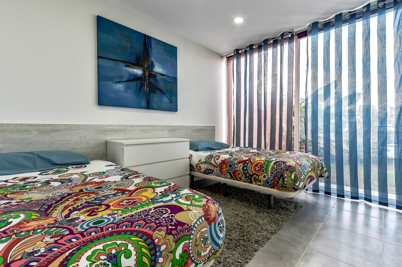 Properties for Sale in Tenerife, Canary Islands, Spain | SylkWayStar Real Estate. Apartment 5 bedrooms Island Village. Image-25409