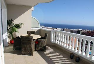 Properties for Sale in Tenerife, Canary Islands, Spain | SylkWayStar Real Estate. Penthouse 2 bedroom Los Gigantes. Image-25603