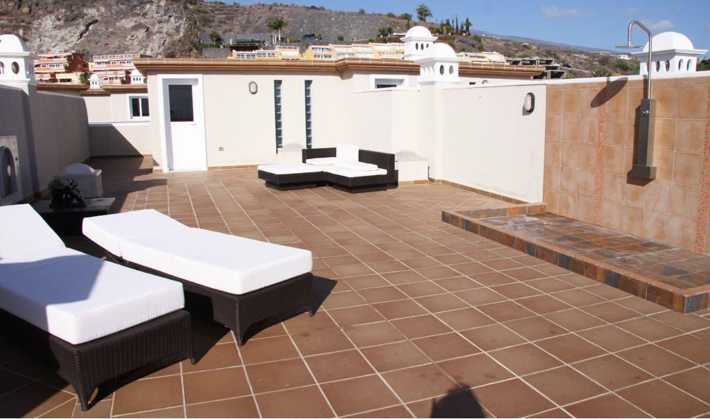 Properties for Sale in Tenerife, Canary Islands, Spain | SylkWayStar Real Estate. Penthouse 2 bedroom Los Gigantes. Image-25610