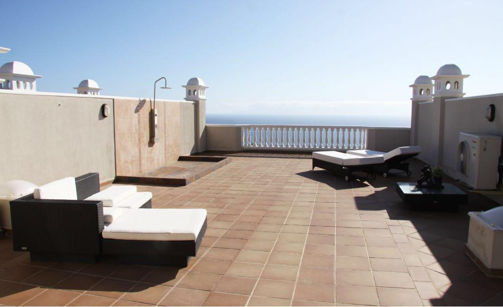 Properties for Sale in Tenerife, Canary Islands, Spain | SylkWayStar Real Estate. Penthouse 2 bedroom Los Gigantes. Image-25609