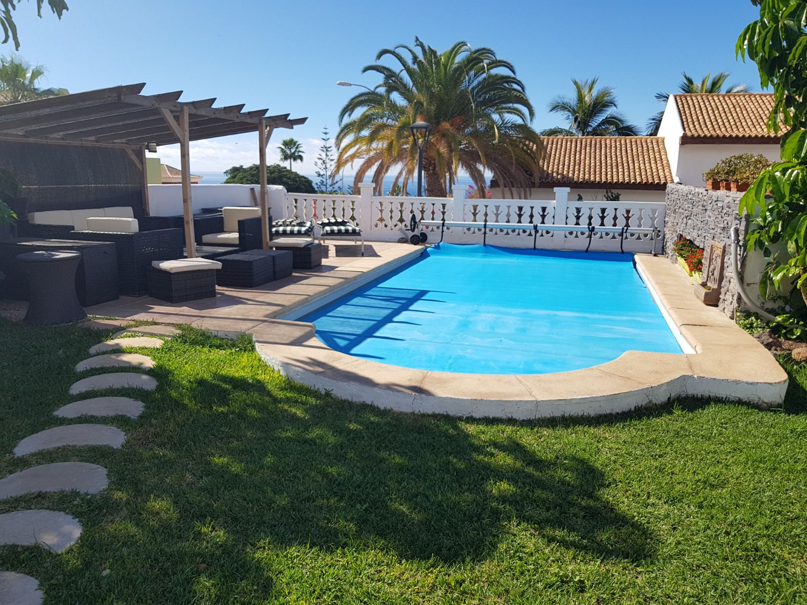 Properties for Sale in Tenerife, Canary Islands, Spain | SylkWayStar Real Estate. Villa 5 bedrooms Playa Paraiso. Image-25634