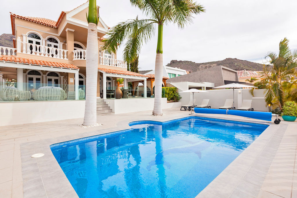 Properties for Sale in Tenerife, Canary Islands, Spain | SylkWayStar Real Estate. Magnificent 5 Bedroom Villa Madroñal. Image-25662