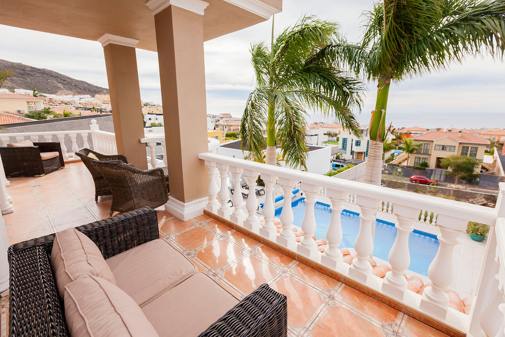 Properties for Sale in Tenerife, Canary Islands, Spain | SylkWayStar Real Estate. Magnificent 5 Bedroom Villa Madroñal. Image-25688