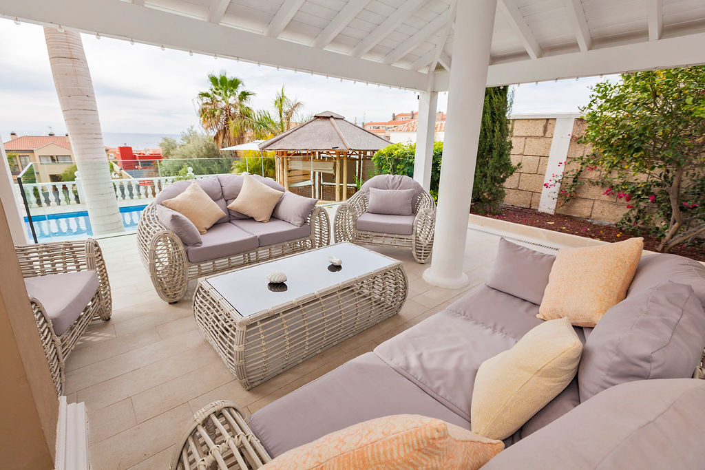 Properties for Sale in Tenerife, Canary Islands, Spain | SylkWayStar Real Estate. Magnificent 5 Bedroom Villa Madroñal. Image-25666