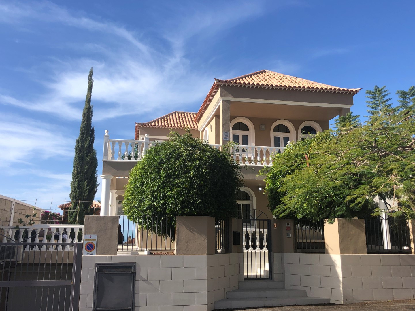Properties for Sale in Tenerife, Canary Islands, Spain | SylkWayStar Real Estate. Magnificent 5 Bedroom Villa Madroñal. Image-25695