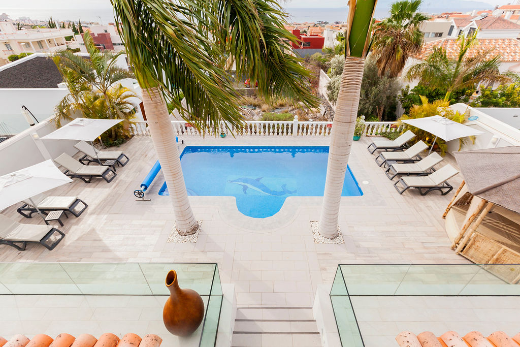 Properties for Sale in Tenerife, Canary Islands, Spain | SylkWayStar Real Estate. Magnificent 5 Bedroom Villa Madroñal. Image-25690