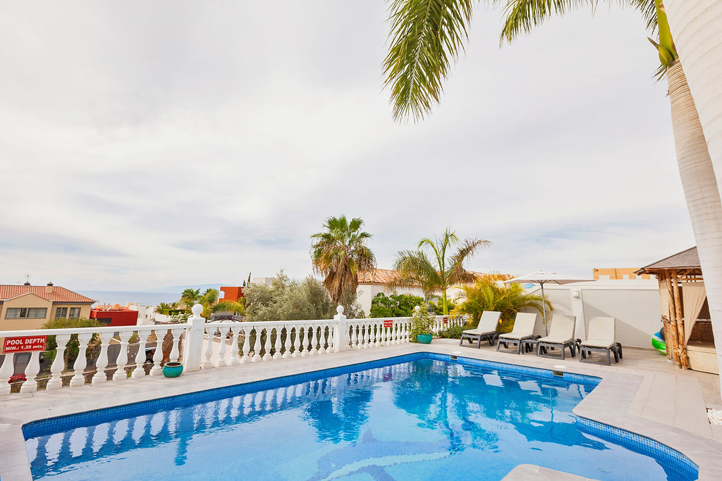 Properties for Sale in Tenerife, Canary Islands, Spain | SylkWayStar Real Estate. Magnificent 5 Bedroom Villa Madroñal. Image-25663