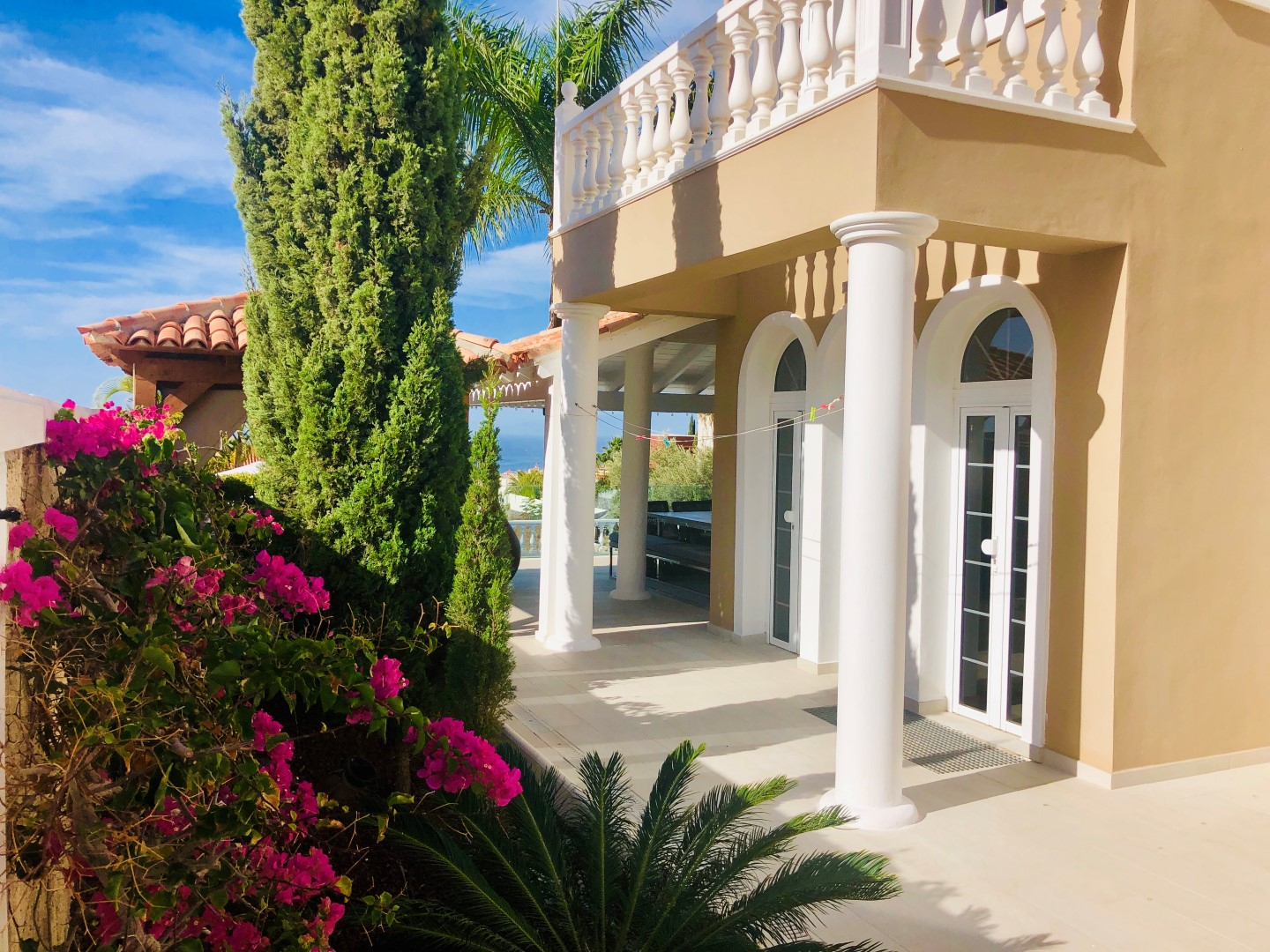 Properties for Sale in Tenerife, Canary Islands, Spain | SylkWayStar Real Estate. Magnificent 5 Bedroom Villa Madroñal. Image-25702