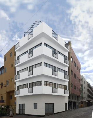 Properties for Sale in Tenerife, Canary Islands, Spain   SylkWayStar Real Estate. Mini-hotel with 9 rooms Los Cristianos. Image-25736