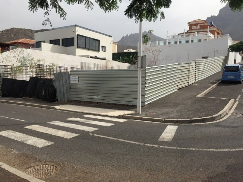Properties for Sale in Tenerife, Canary Islands, Spain | SylkWayStar Real Estate. Plot with Madroñal House Project. Image-25744